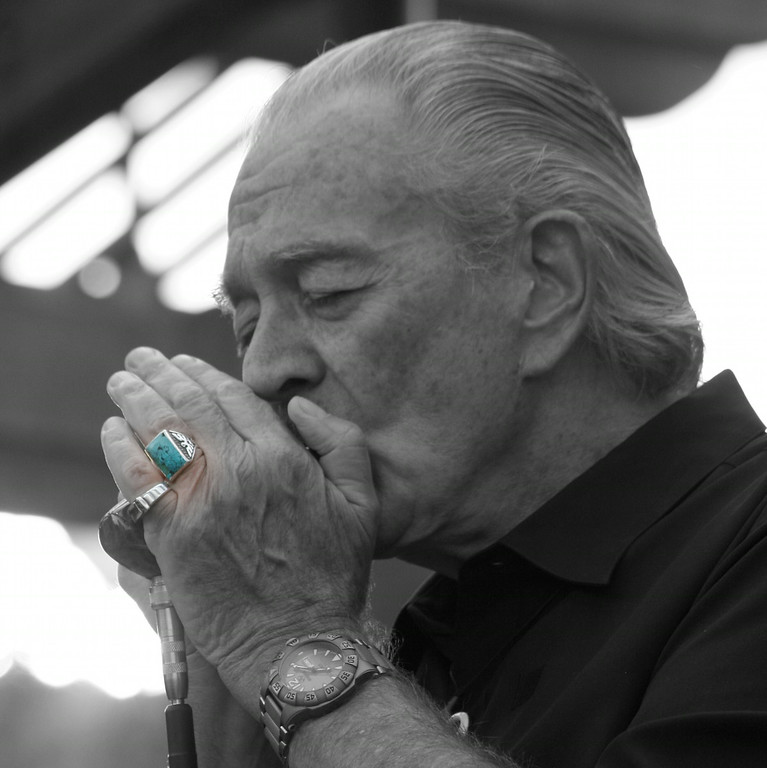 Charlie Musselwhite in Cloverdale