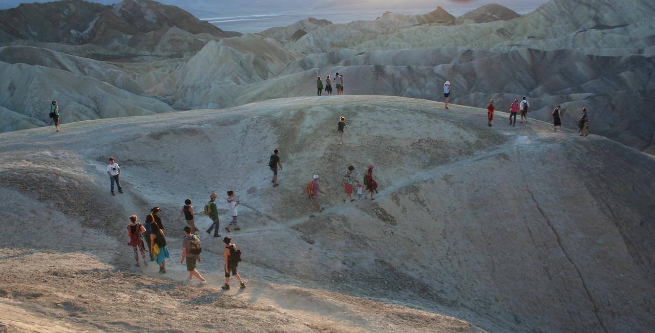 Delirious in Death Valley 2015