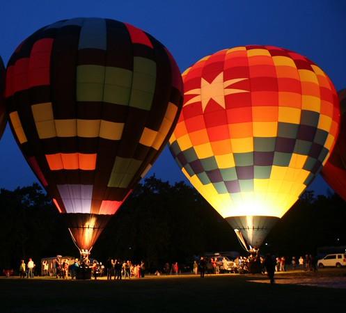 Sonoma County Classic Air Balloon