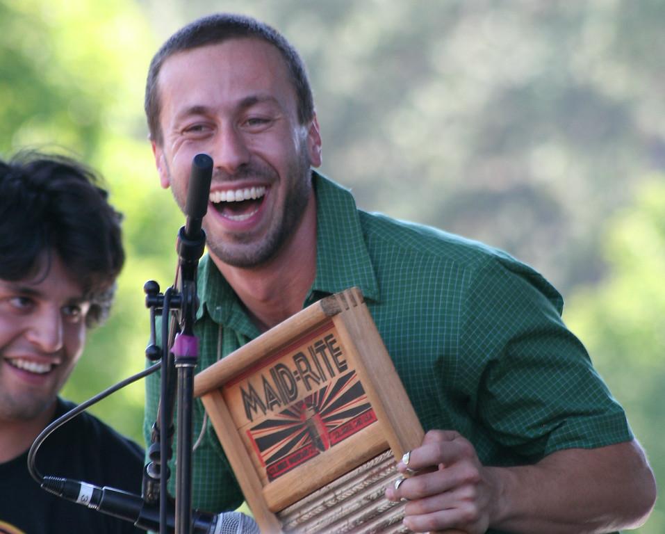 The California Honeydrops at High Sierra Music Festival